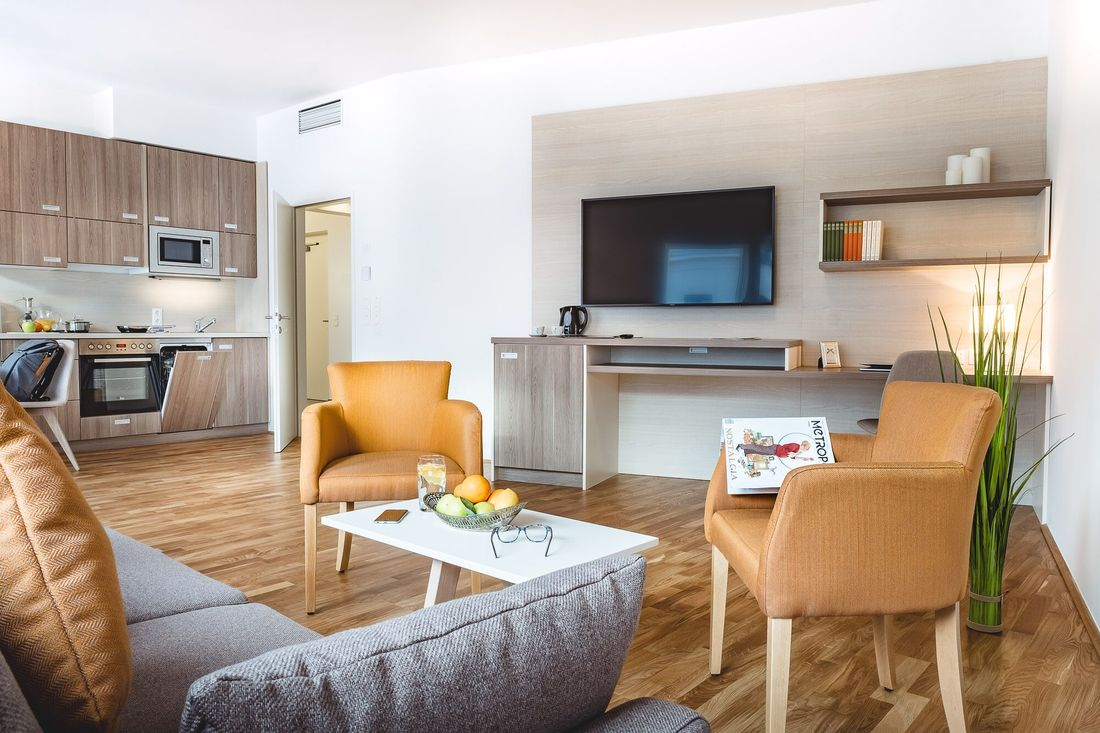 Touristische Apartments als wesentlicher Wachstumsmarkt in der Zukunft